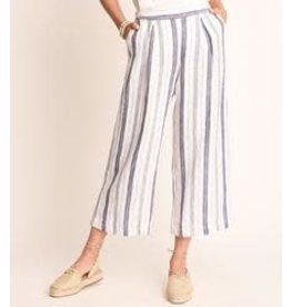 Picadilly Picadilly Striped Cropped