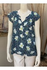 Hatley Flower Dot Blouse