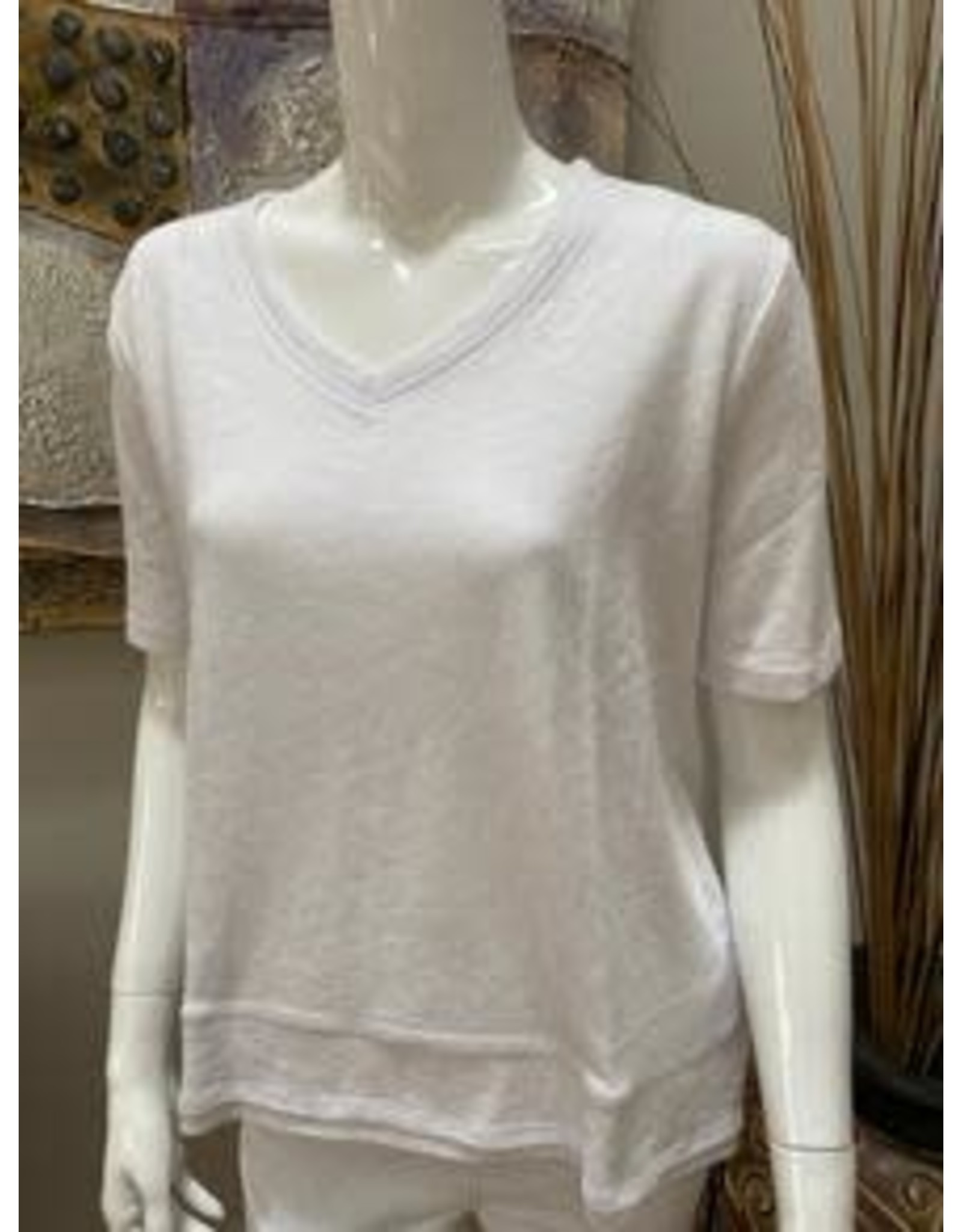 Charlie B V-neck Top