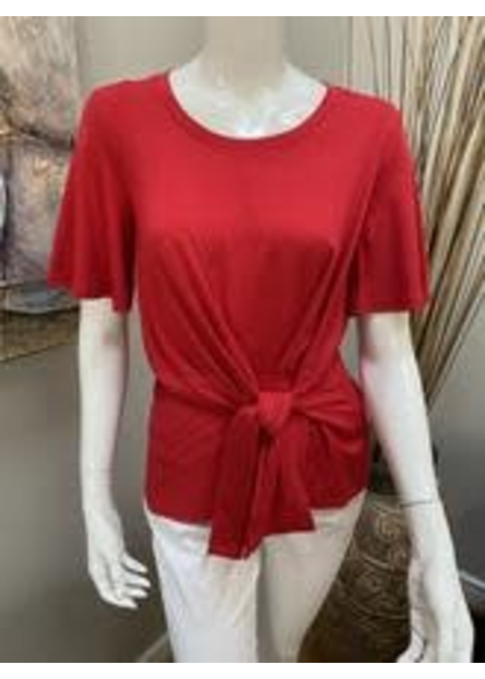 Pure Essence Bamboo Top With Tie