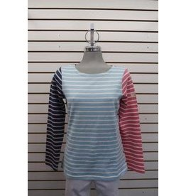 Joules Long Sleeve Stripped Shirt