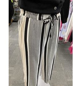 Picadilly Picadilly Striped Crop