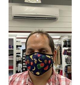 FIve Men Face Mask Unisex