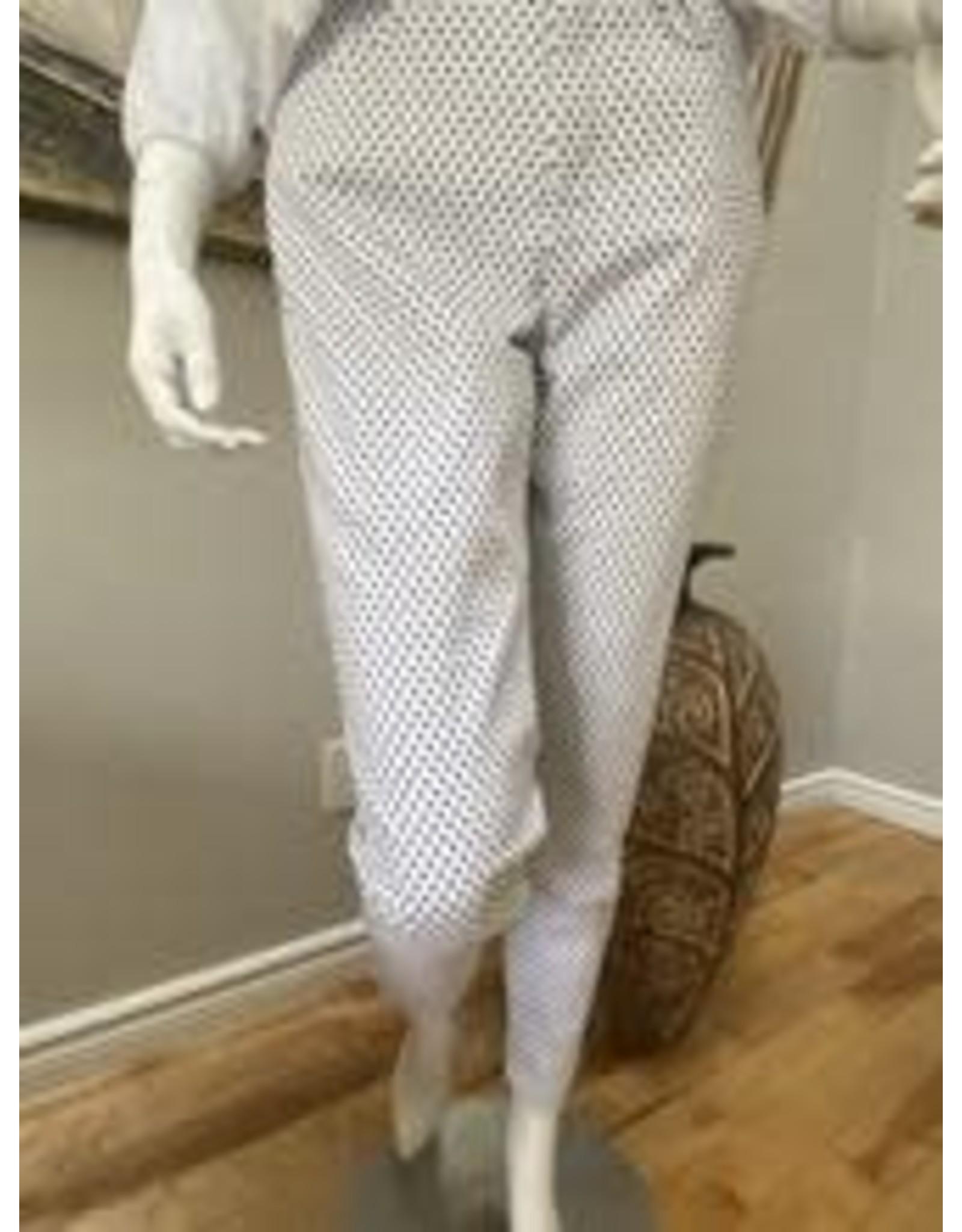 FDJ Olivia Slim Ankle Pants
