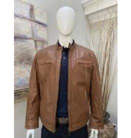 Plonge Leather Jacket