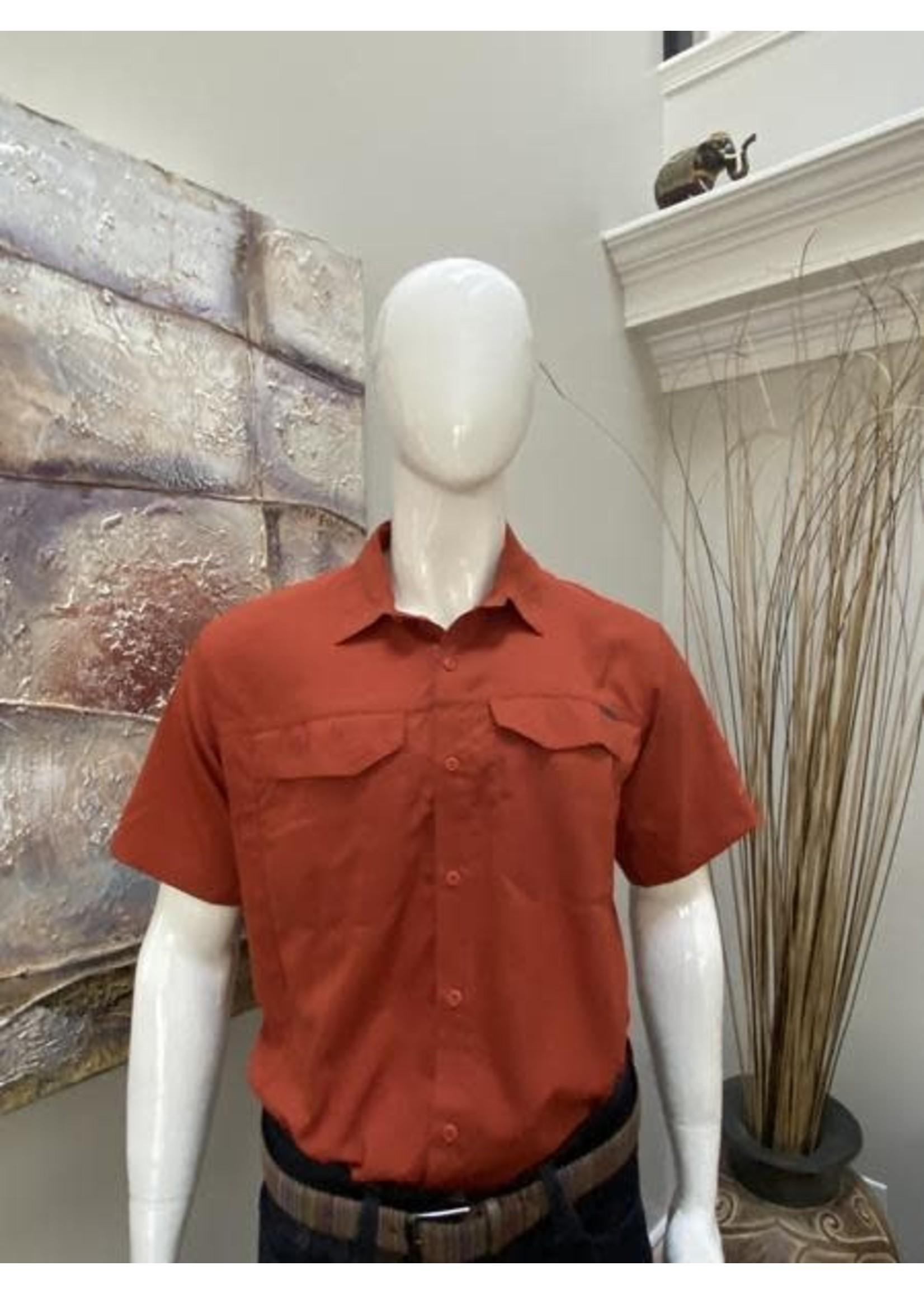 Columbia Short Sleeve Shirt