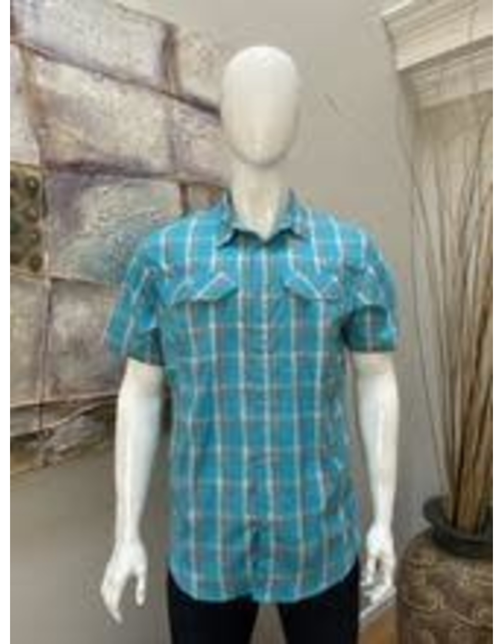 Columbia Short Sleeve Casual Shirt