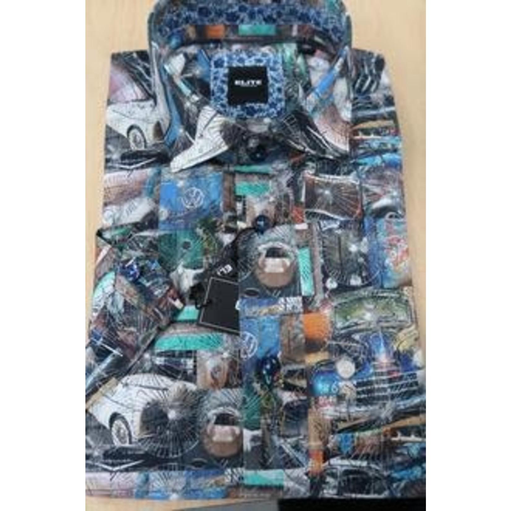 Elite Collared Shirt