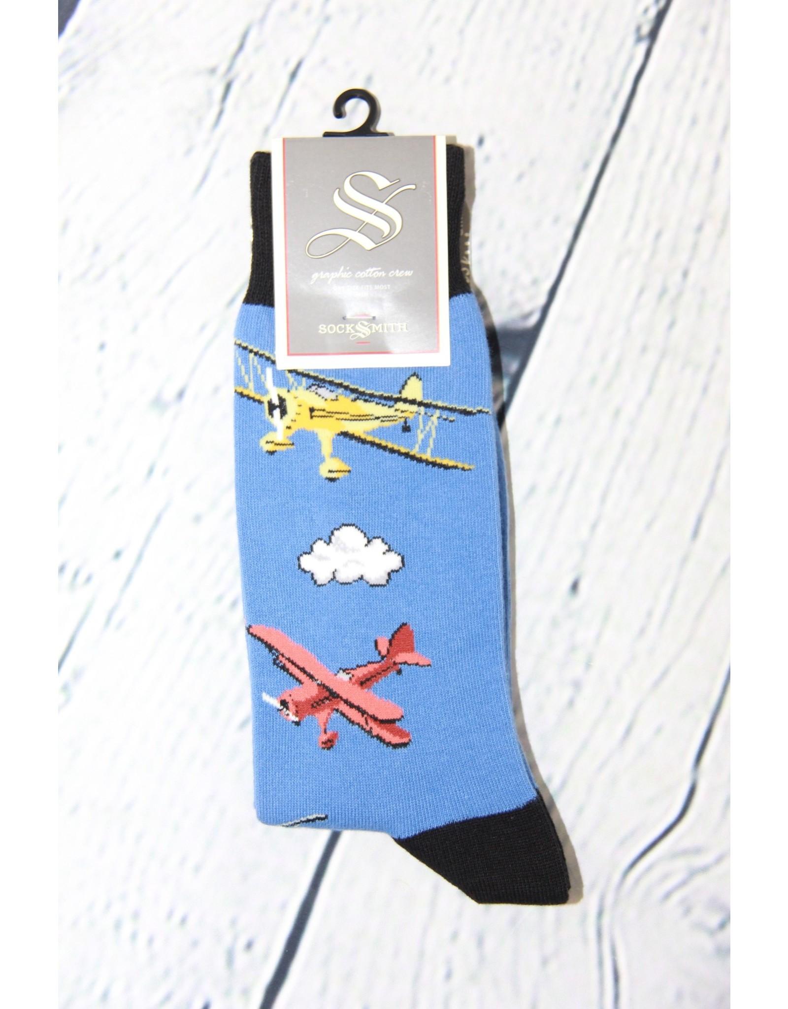 SockSmith Flying By Sock
