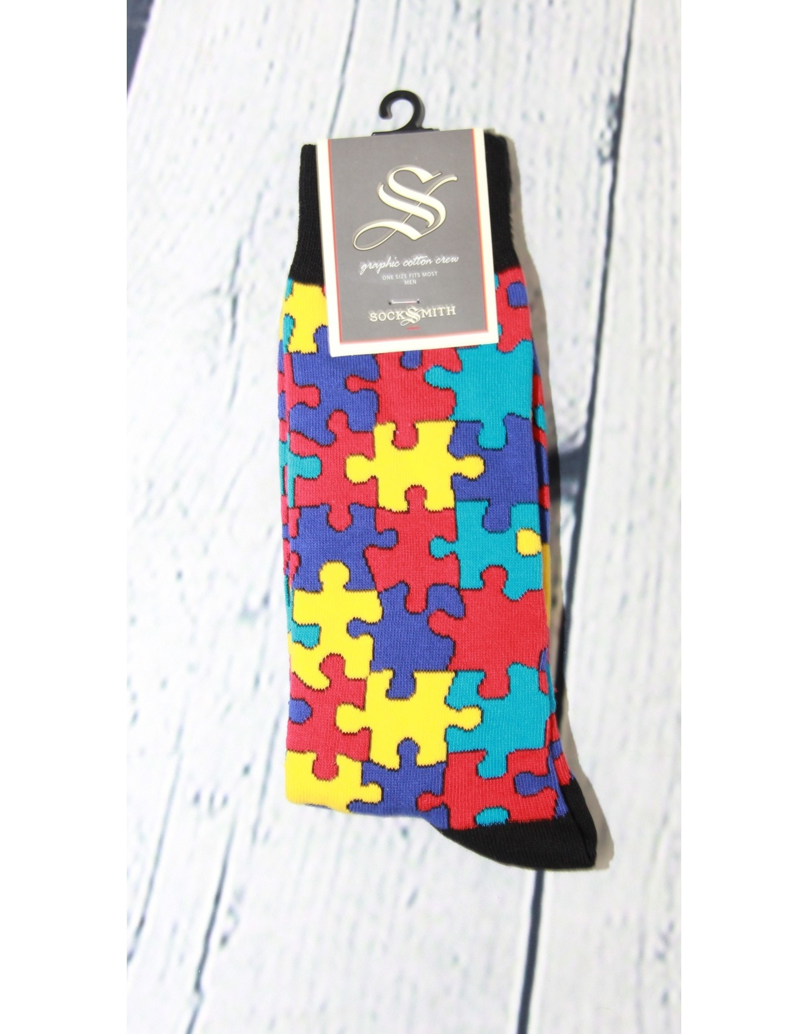 SockSmith Puzzled