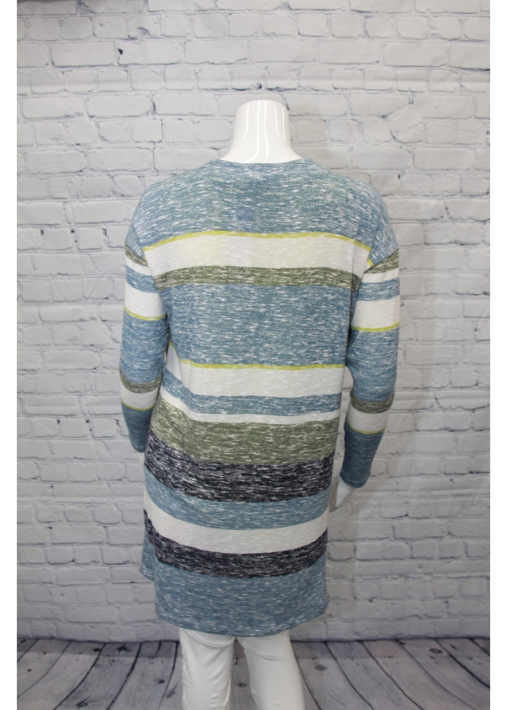 Tribal Tribal Long Sweater