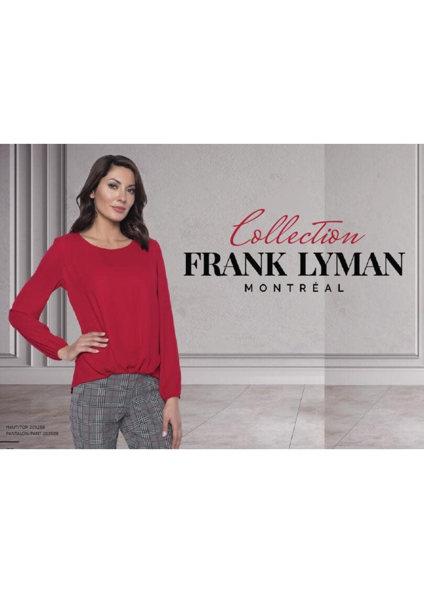 Frank Lyman Frank Lyman Woven Top