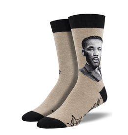 SockSmith Martin Luther King Jr Socks