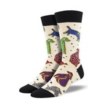 "SockSmith Men's Laurel Burch ""Dogs"" Socks"