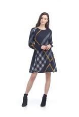 Papillon Geo Sweater Dress