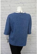 Pure Essence Blue Top
