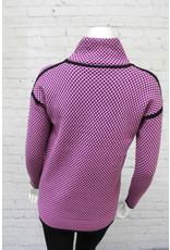 Elena Wang Mock Neck Sweater