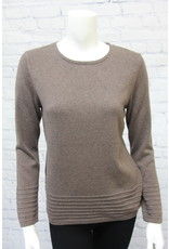 Marble Crewneck Sweater