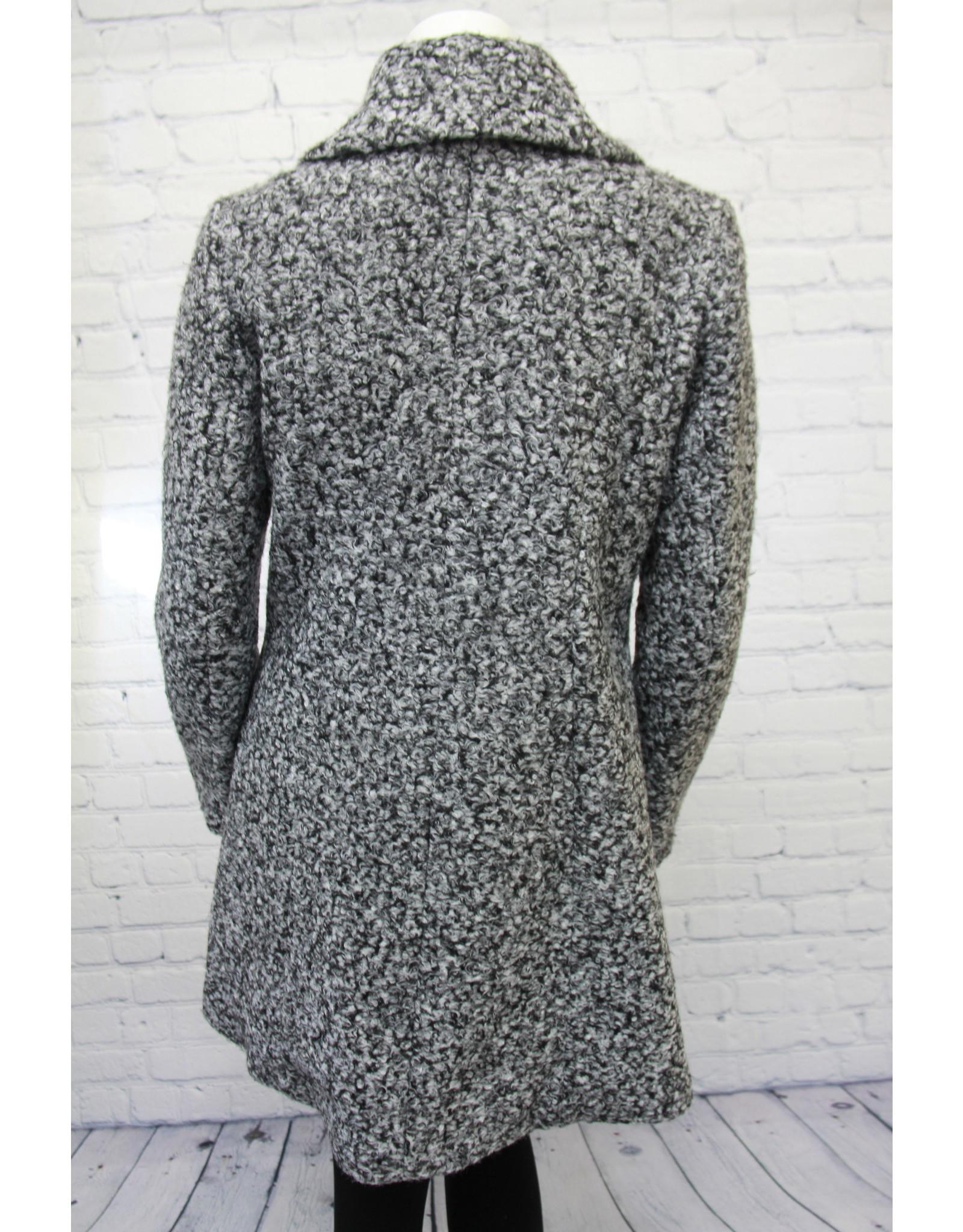 Pure Essence Grey Mix Coat
