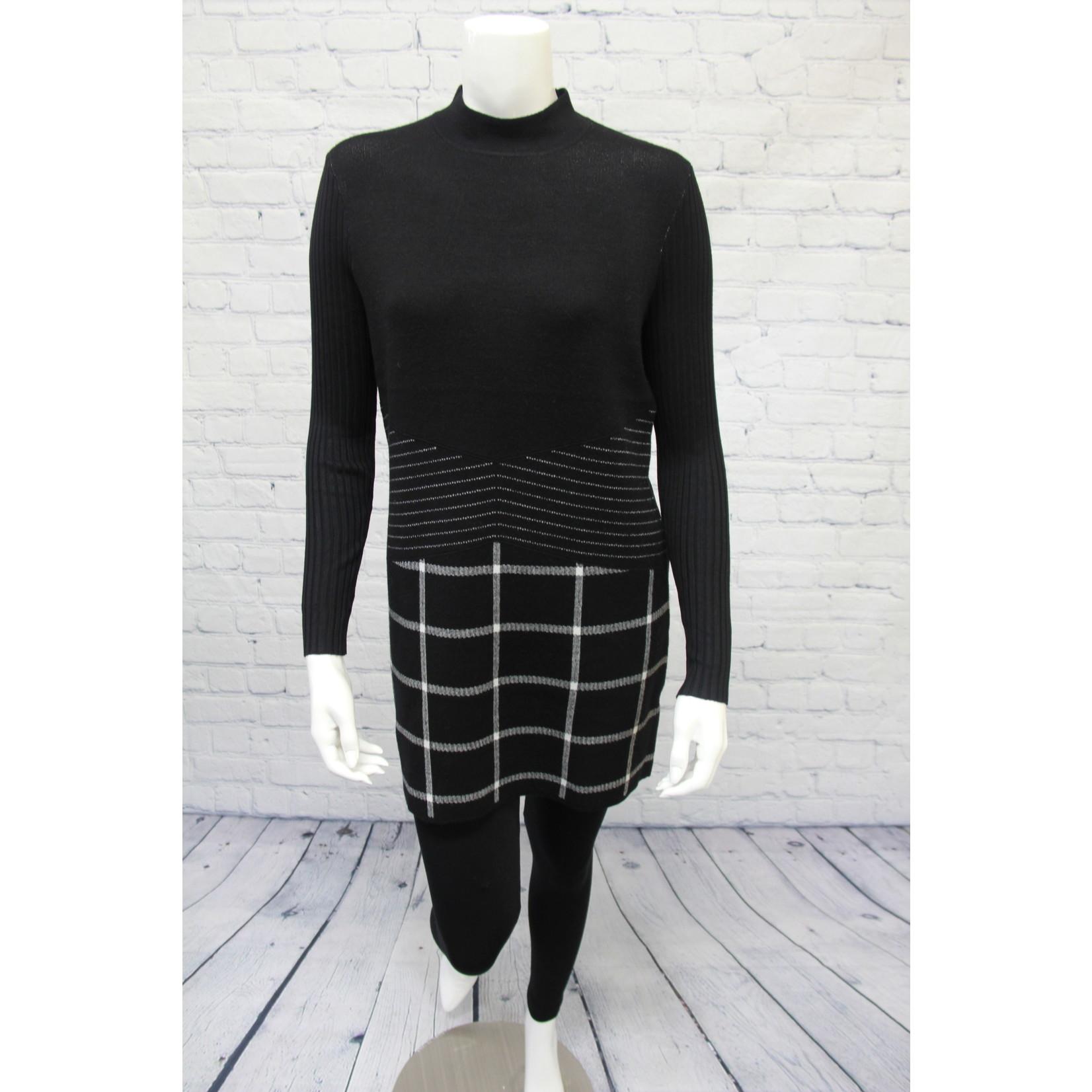 Elena Wang Sweater Tunic