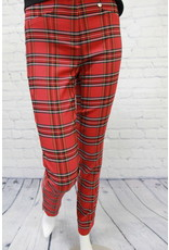 Robell Plaid Pants