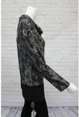 Soft Works Black/Grey Tunic
