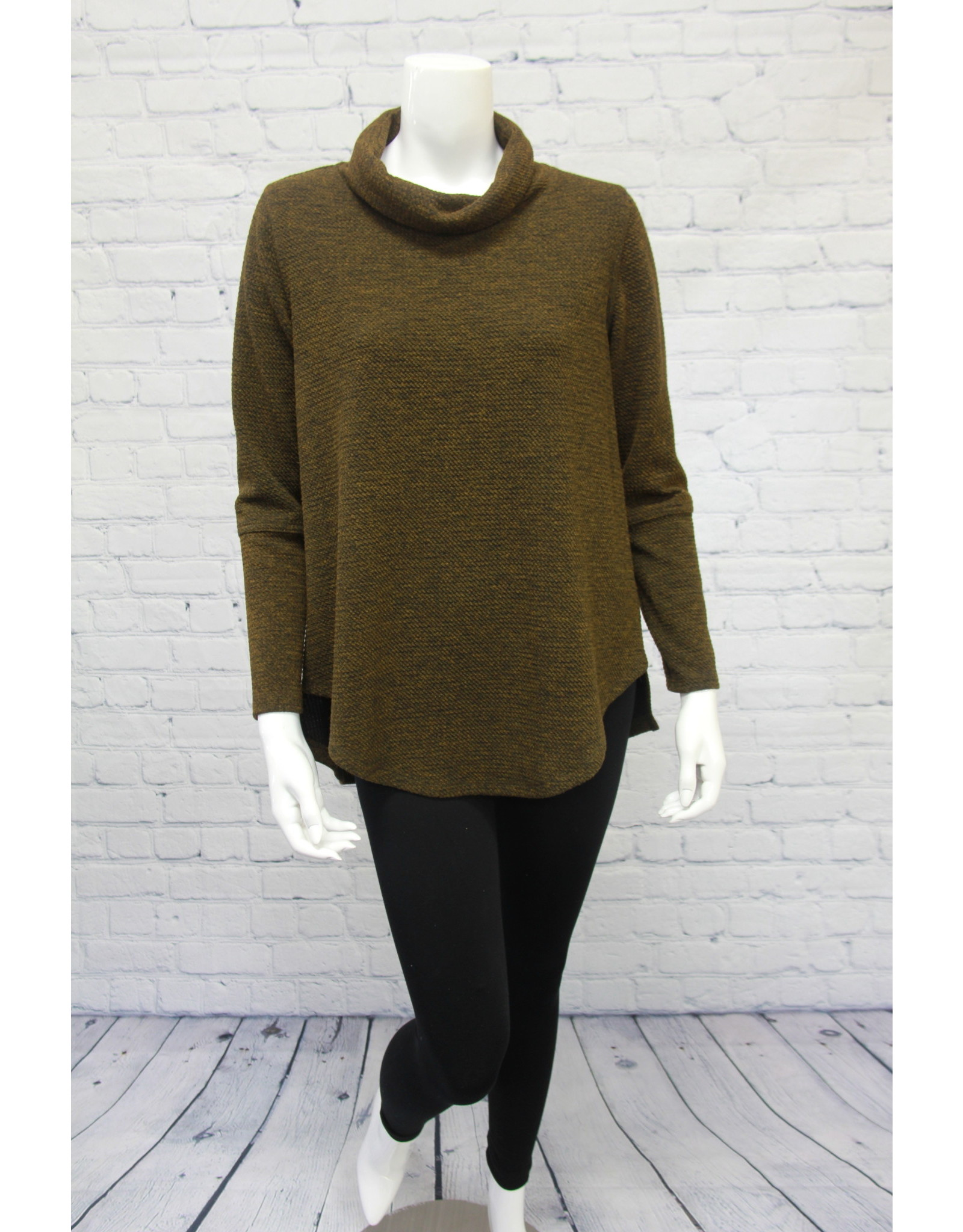 Soft Works Olive Tunic