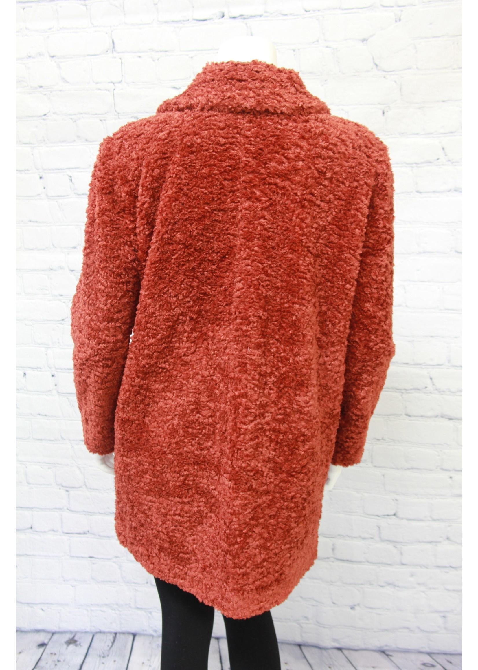 Tribal Spice Coat