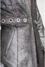 Joseph Ribkoff Gunmetal Jacket