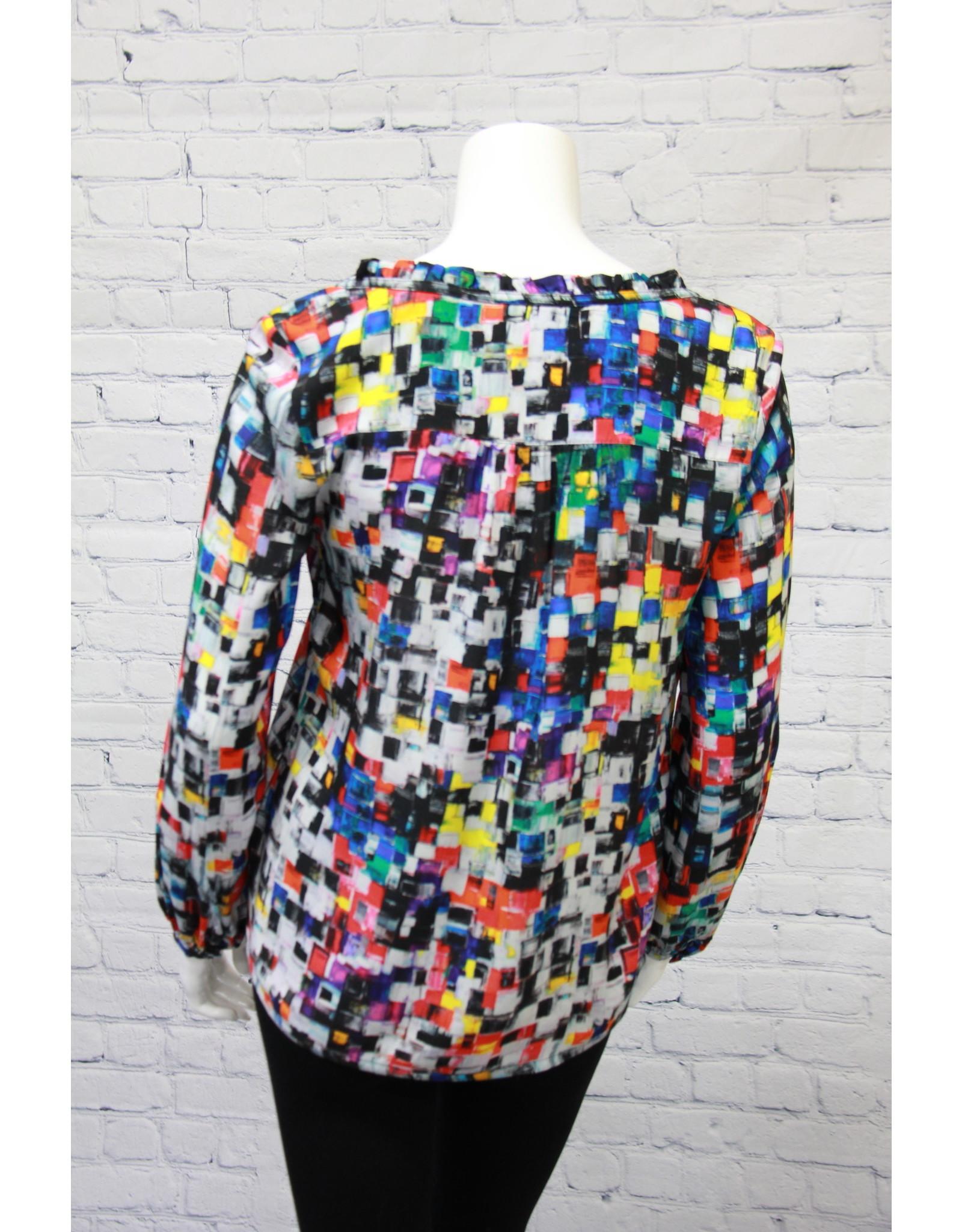 Dolcezza Woven Pullover
