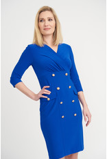 Joseph Ribkoff Royal Blue Dress