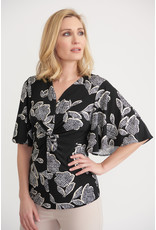 Joseph Ribkoff Butterfly Sleeve Top