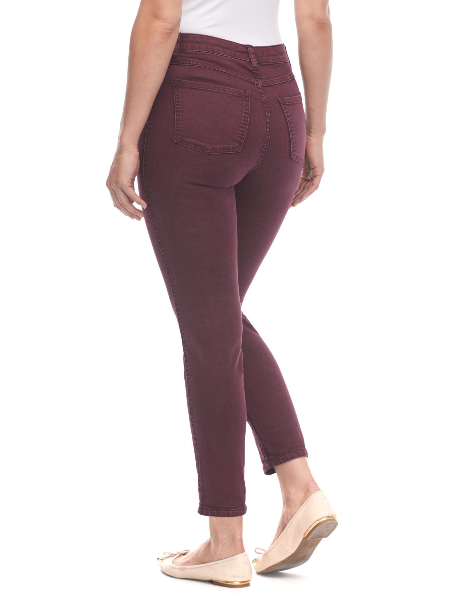 FDJ Olivia Slim Ankle Reversible Jean