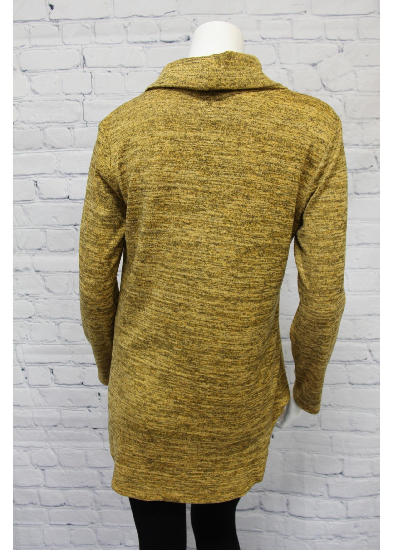 Cowl Neck Tunic 2 Colours