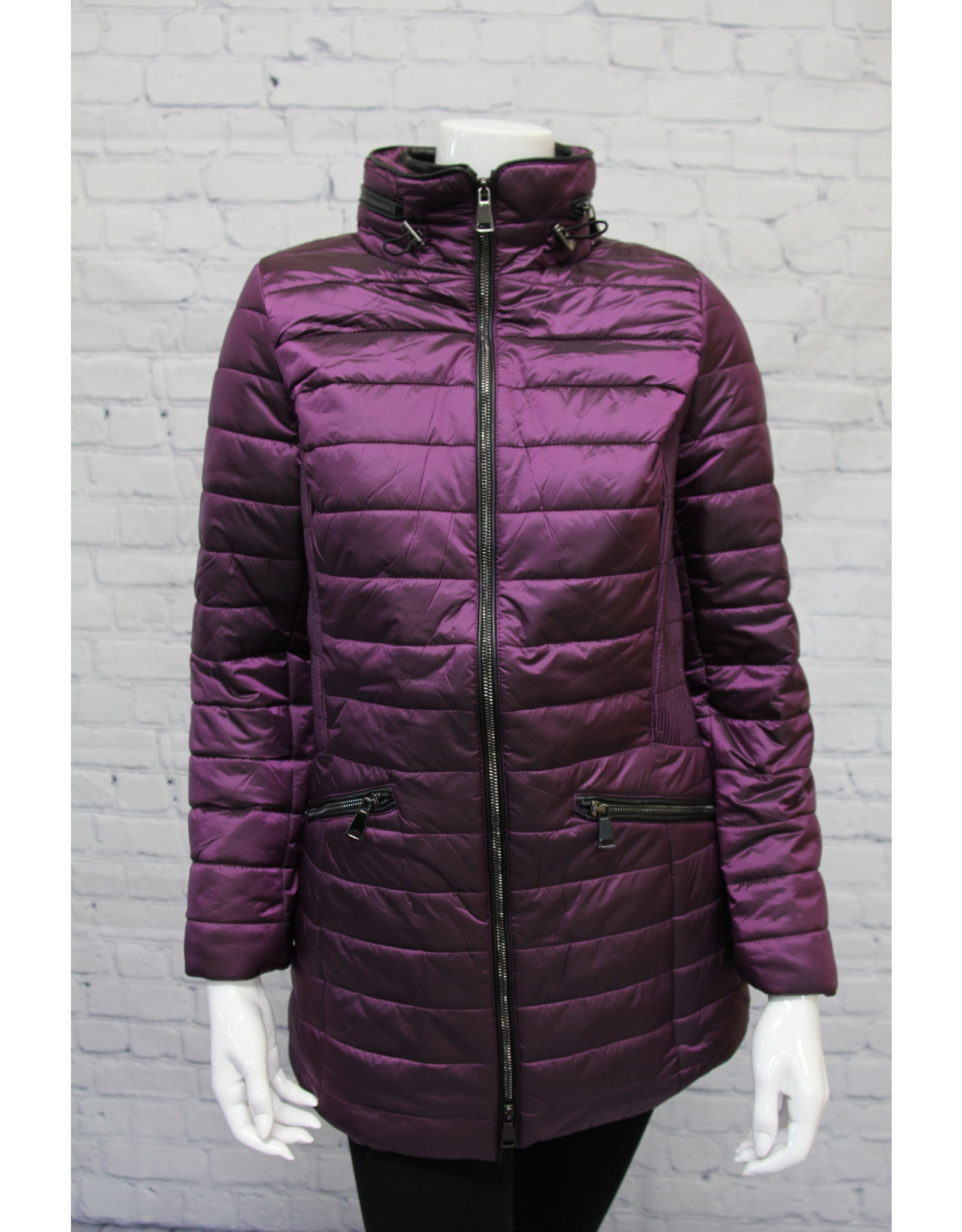 Renuar Woven Coat