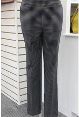 Renuar Pull on Slim Pant Small Check