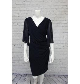Frank Lyman Midnight Knit Dress