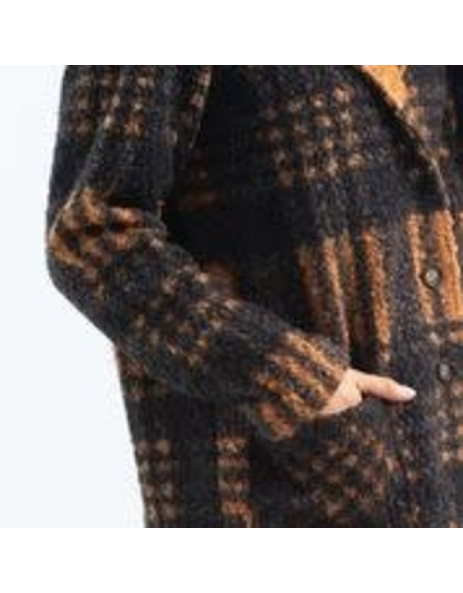Charlie B Boucle Knit Tailored Collar Coat
