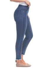 FDJ Pull-on Slim Ankle Pant