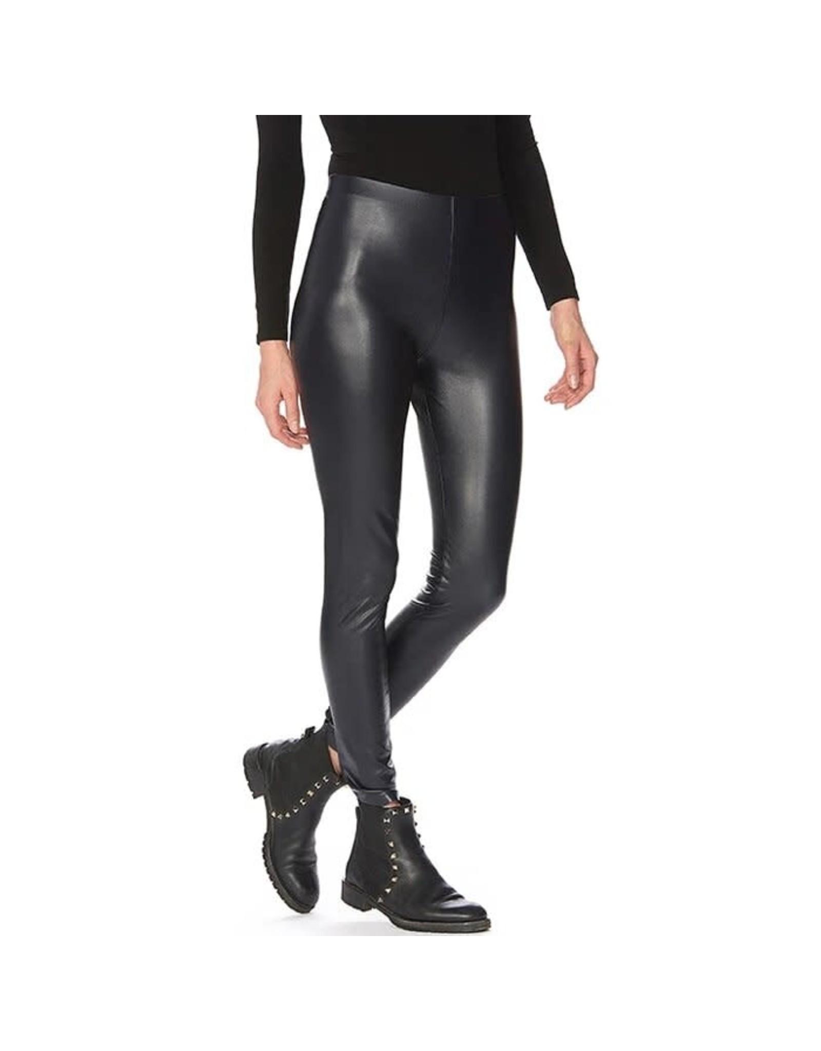 Hue Super Sleek Leatherette Legging