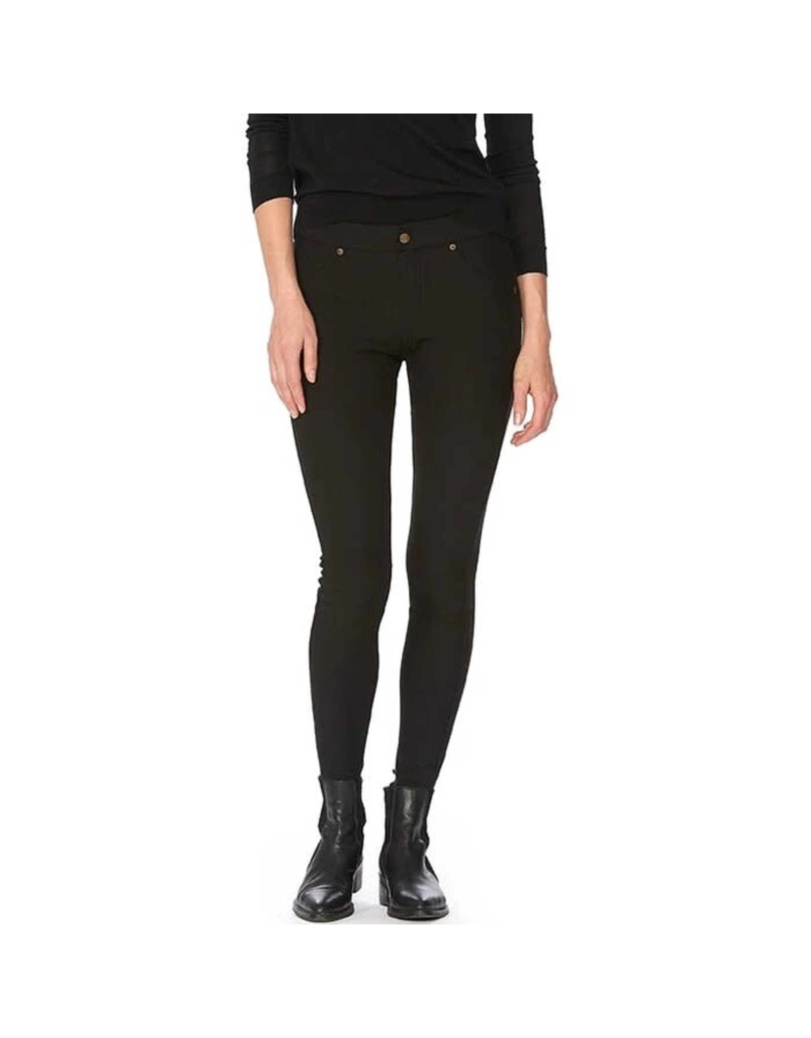 Hue Fleece-Lined Leggings