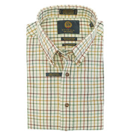 Viyella Check Plaid Shirt