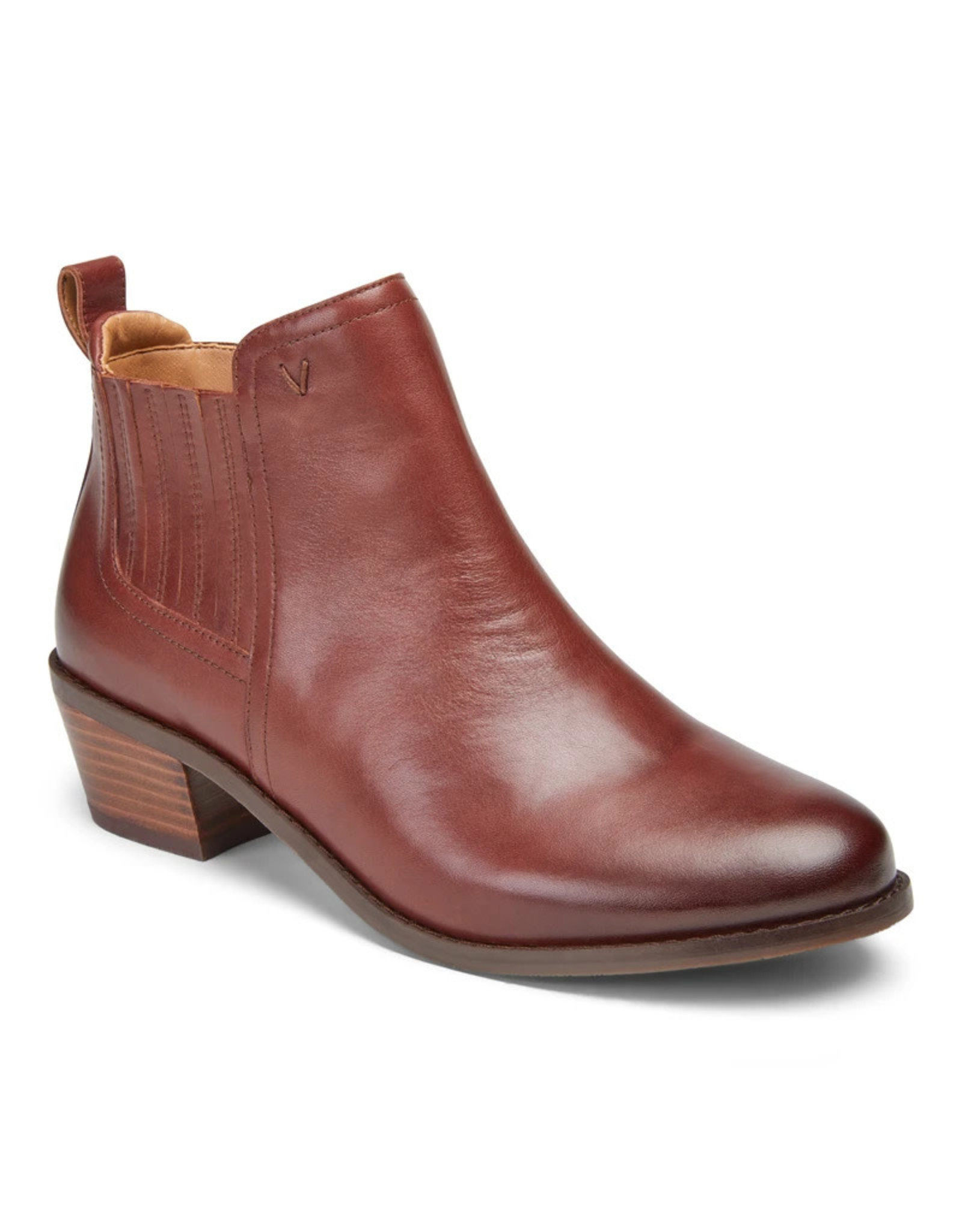 Vionic Joy Bethany Leather Boot