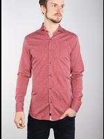 7 Downie St. Red Gingham Print Shirt