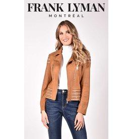 Frank Lyman Chestnut Gold Jacket