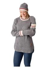Stanfields Women's Heritage Sock Stripe Sweater