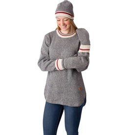 Stanfields Women's Heritage Sock Stripe Sweater