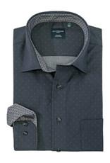 Leo Chevalier Charcoal Long Sleeve Shirt