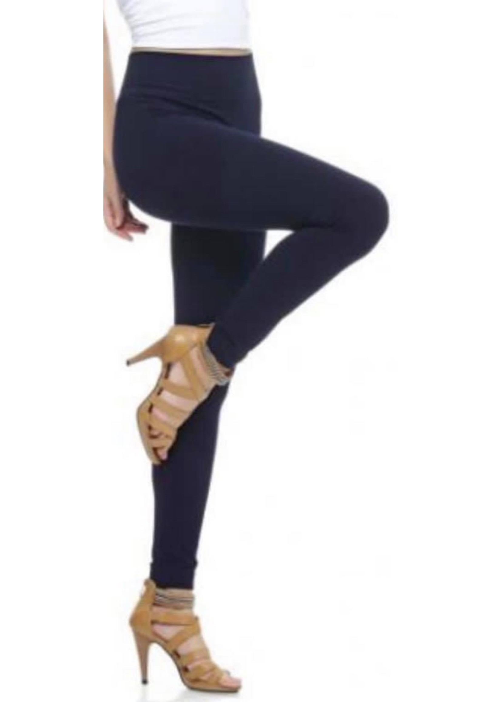 Pure Essence Seamless Bamboo Leggings One Size