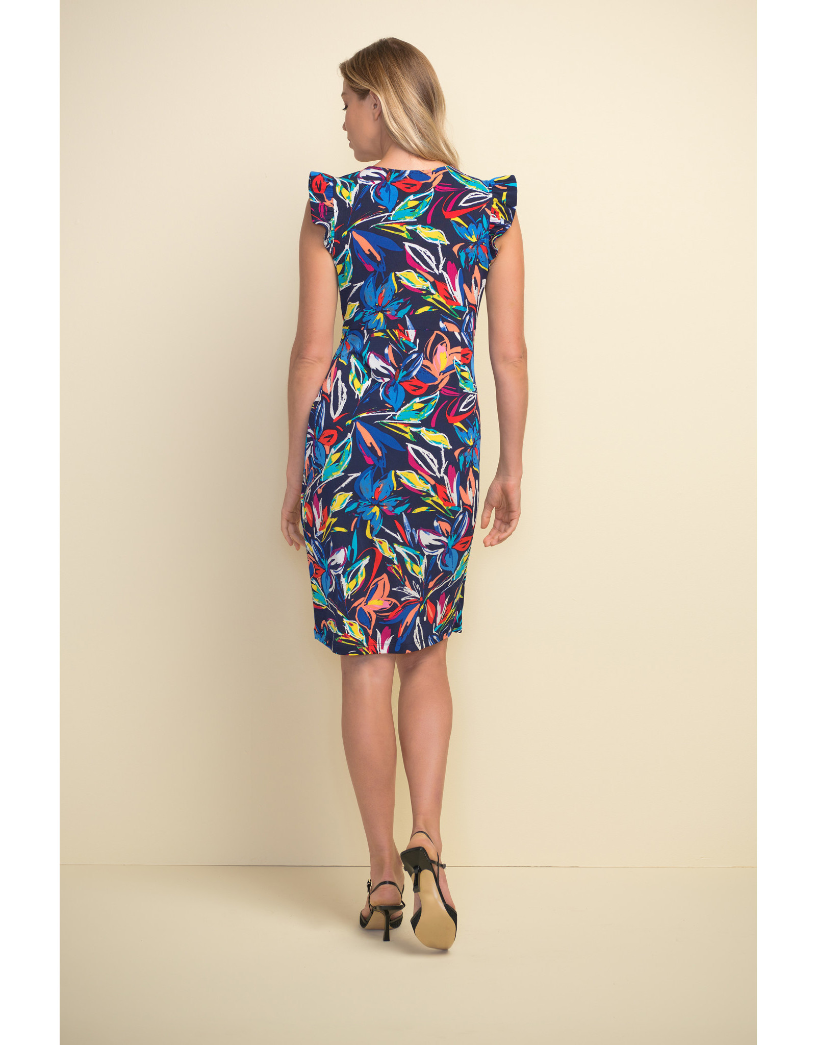 Joseph Ribkoff Printed Dress